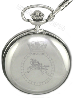 HMS Charger Pocket Watch