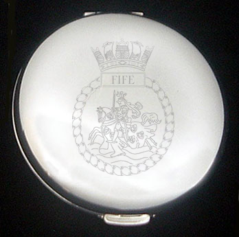 HMS Fife Handbag Mirror
