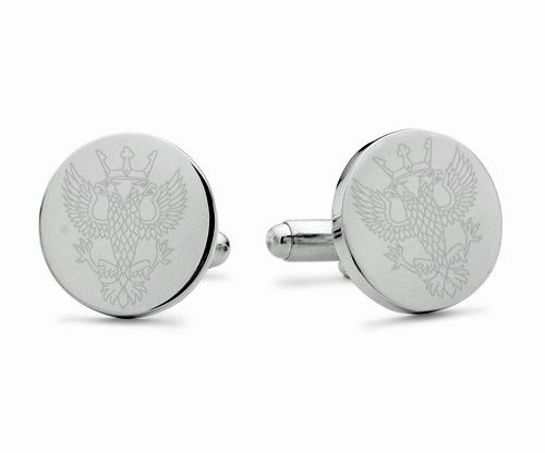 Mercian Regiment Engraved Cufflinks