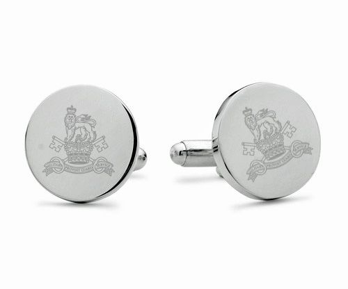 MPGS Engraved Cufflinks