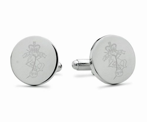 R.E.M.E Engraved Cufflinks