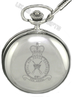 RAF Regiment Pocket Watch