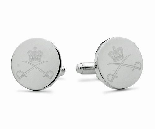 RAPTC Engraved Cufflinks