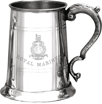 Royal Marines Tankard